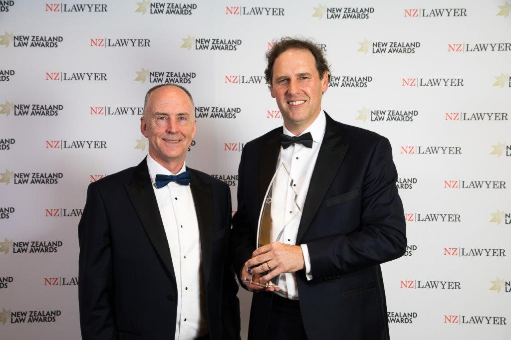 Inhouse Lawyer of the Year